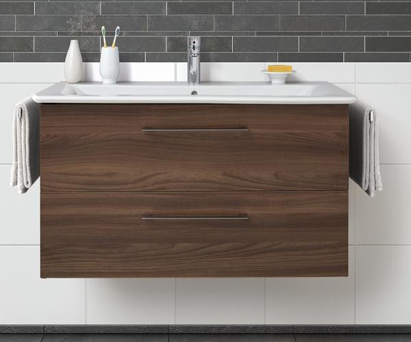 Pelipal Waschtischunterschrank für Waschtisch Ideal Standard - Connect Air maßvariabel - von 64 cm -