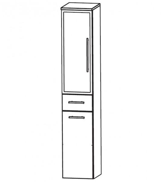 Puris Classic Line Bad-Hochschrank mit Wäschekippe 30 cm breit HNA053B7W