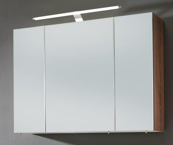 Marlin Bad 3030 - Christall Spiegelschrank 100 cm breit STOA10 / STOB10