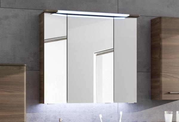 Pelipal Pineo Spiegelschrank 3D 70 cm breit PN-SPS 21