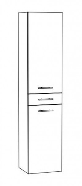 Marlin Bad 3280 Bad-Hochschrank HTST4 L/R