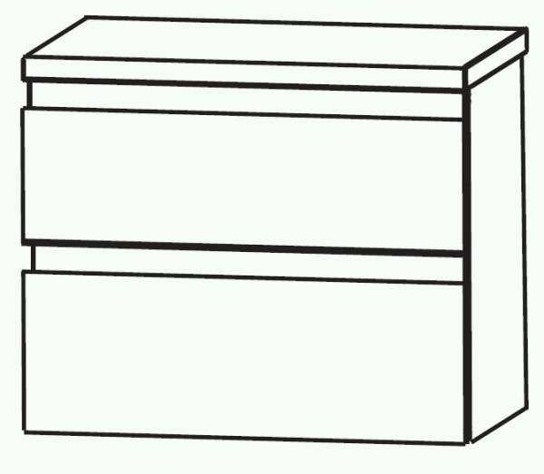 Puris Variado 2.0 Bad-Unterschrank 60 cm breit UNA366A7