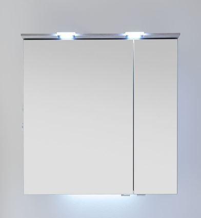 Pelipal Solitaire 6910 Spiegelschrank mit LED-Lichtkranz / 70 cm breit