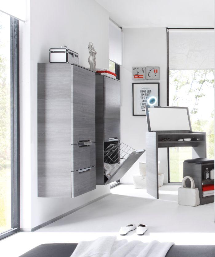 pelipal solitaire 7020 bad hochschrank mit w schekippe 45. Black Bedroom Furniture Sets. Home Design Ideas
