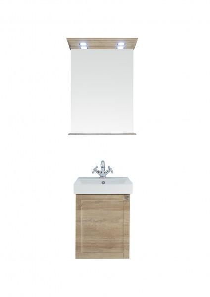 Pelipal 9030 Badmöbel Set 50 cm breit – Set 1.2