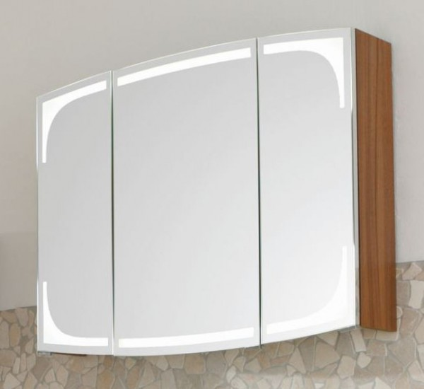 Puris Classic Line Spiegelschrank 90 cm breit S2A439039