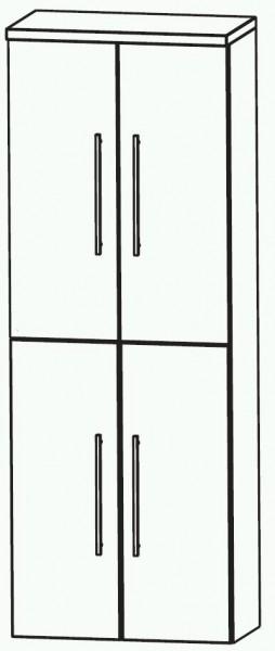 Puris Swing Bad-Hochschrank 60 cm breit HNA036A7