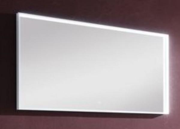 b.straight - Flächenspiegel inkl. Beleuchtung 140 cm breit