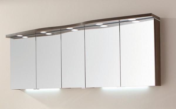 Puris Swing Spiegelschrank 180 cm breit SET4018 3 L/R