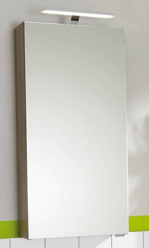 Puris for guests bad spiegelschrank 40 cm breit s2a514b1d badm bel 1 for Spiegelschrank 40 cm breit