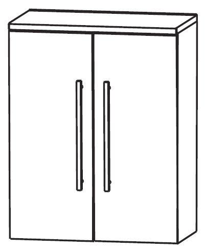 Puris Fresh Bad-Highboard 60 cm breit HBA416A01