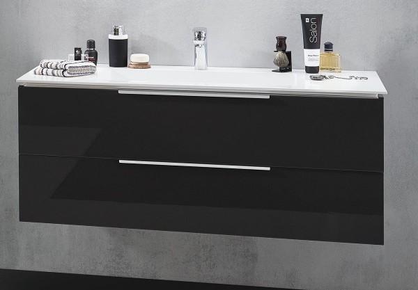 Puris Slim Line Waschtisch mit Unterschrank 121,2 cm breit SETSL12MG