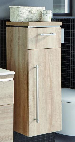 Puris Cool Line Bad-Highboard 30 cm breit HBA553A5M