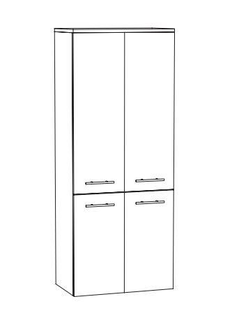 Marlin Bad 3260 Bad-Mittelschrank MTT6F