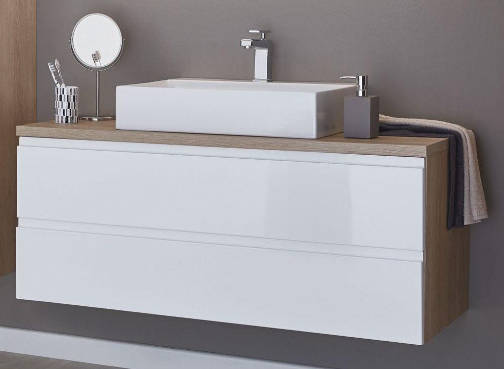 Großartig Waschtischunterschrank Mit Aufsatzwaschbecken Galerie Von Wohndesign Design