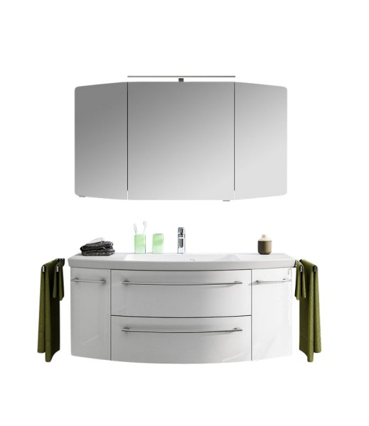 Pelipal Cassca Badmöbel Set 120 cm breit kombinierbar