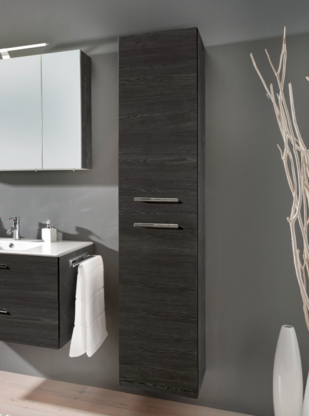 marlin bad 3030 christall bad hochschrank 40 cm breit dhtw4 badm bel 1. Black Bedroom Furniture Sets. Home Design Ideas