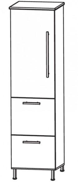 Puris Quada Bad-Mittelschrank 40 cm breit MNA774A1S L/R