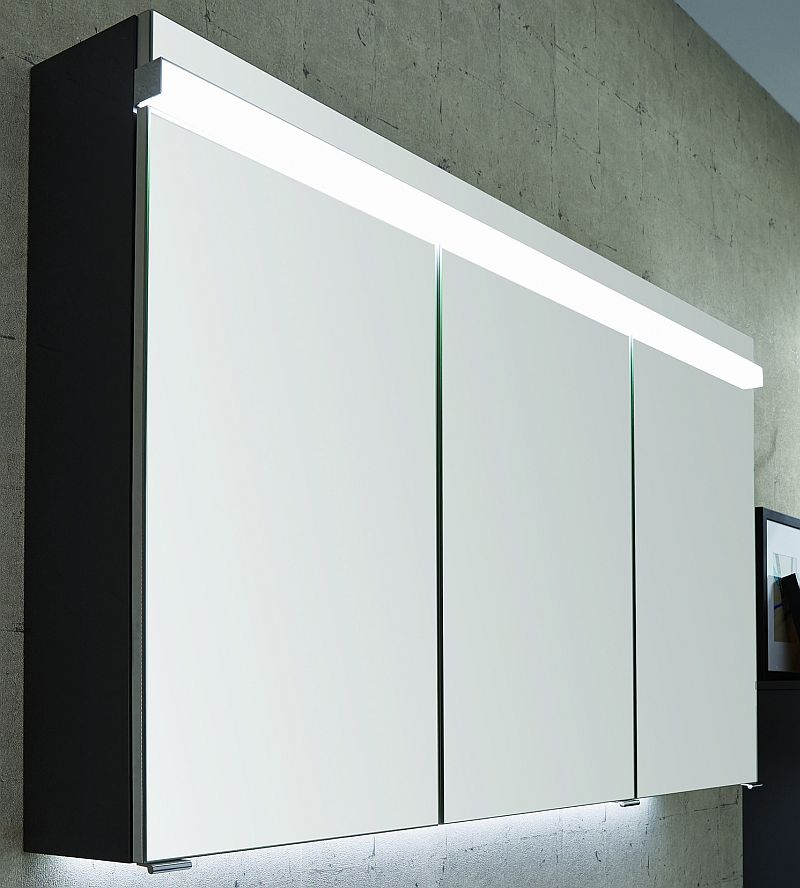 puris ace bad spiegelschrank 120 cm breit s2a432s72. Black Bedroom Furniture Sets. Home Design Ideas