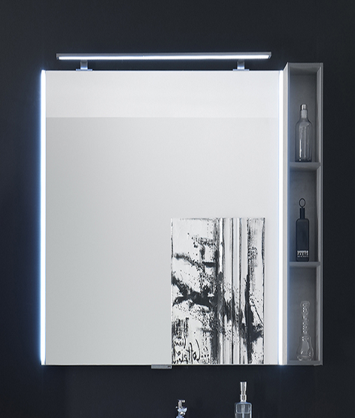 Pelipal Solitaire 9025 Bad-Spiegel 73 cm breit 9025-SP 01