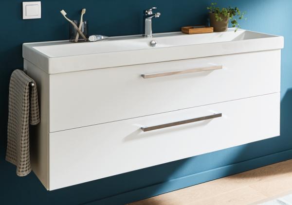 Puris Protection1 - Waschtisch und Unterschrank / 120 cm