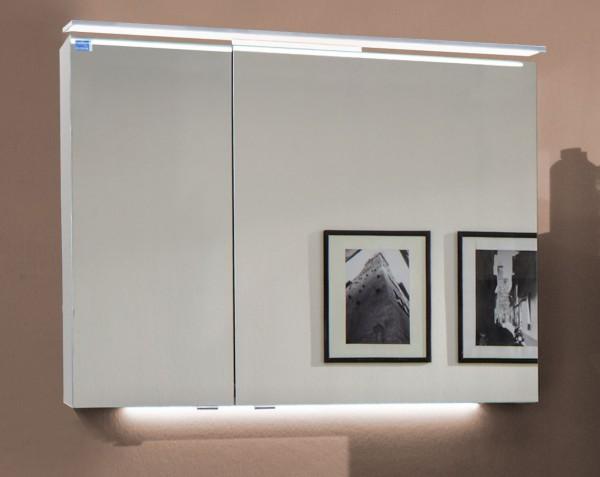 Marlin Bad 3160 - Motion Spiegelschrank 90 cm breit SFLZ63 / SFLZ36
