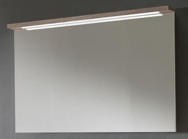 Marlin Bad 3030 - Christall Badspiegel 120 cm breit SPLED12