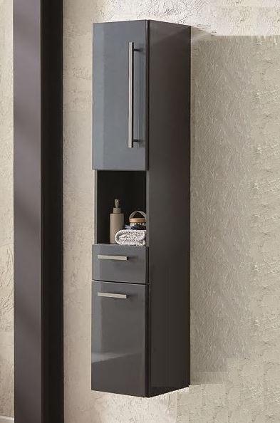 Puris Kao Line Bad-Hochschrank 30 cm breit HNA023001 L/R