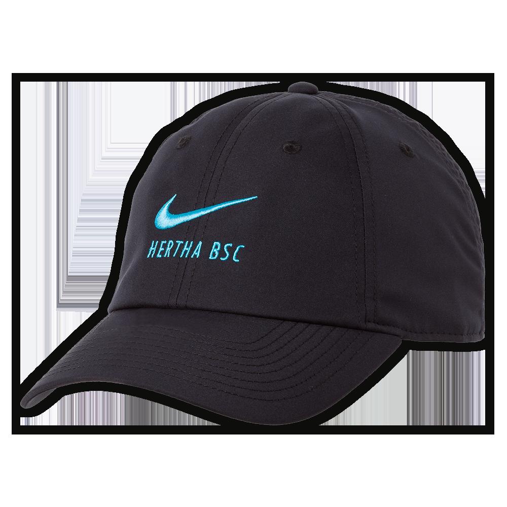 Cap Nike schwarz