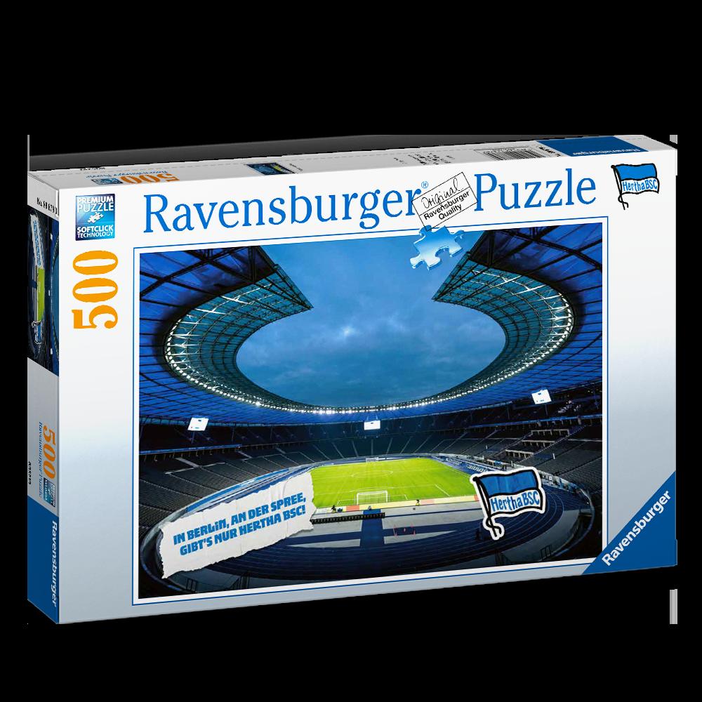 Puzzle Stadion 500 Teile