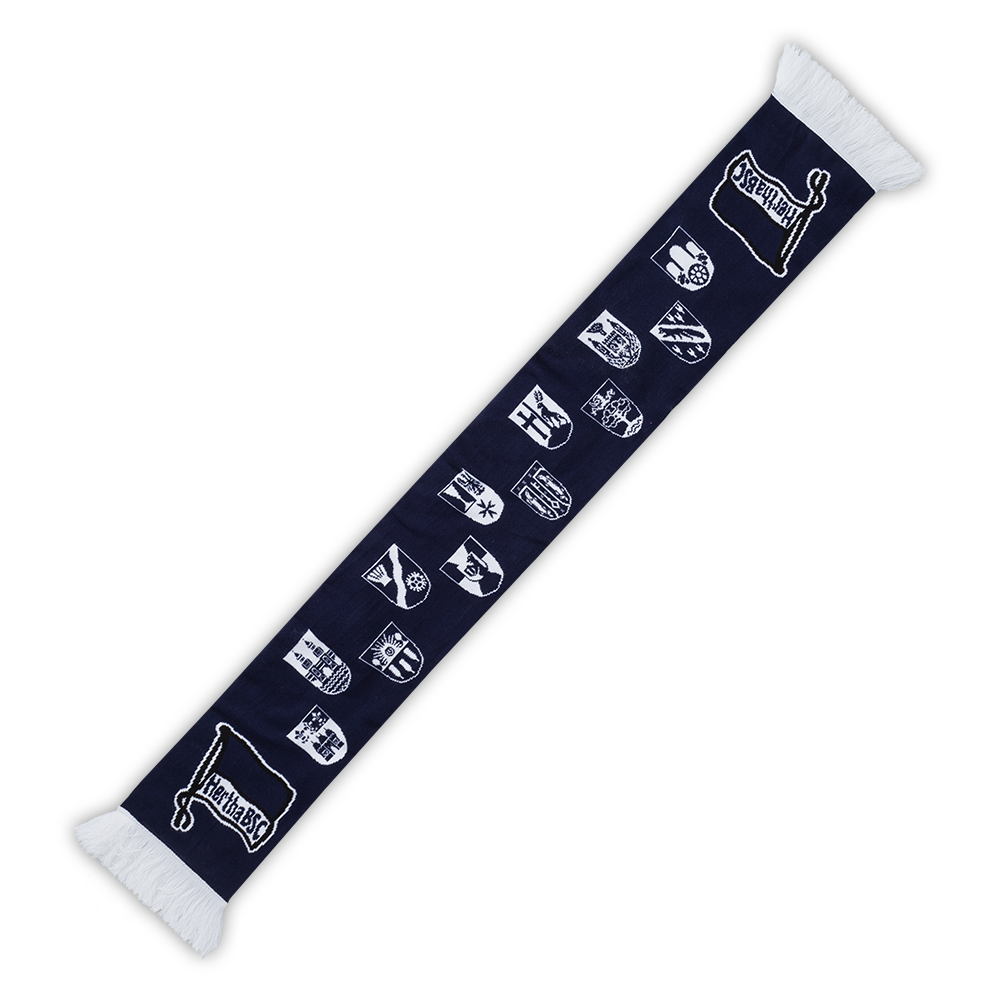 scarf district emblems of Berlin