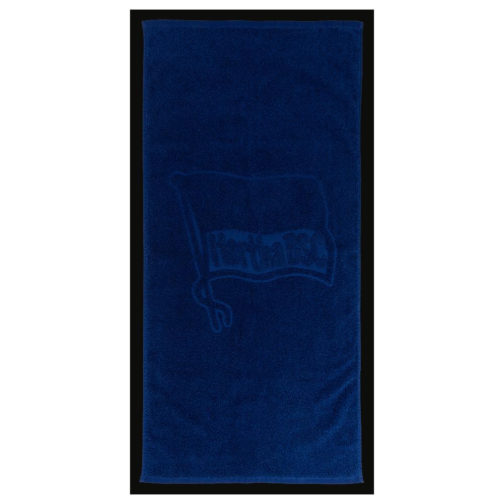 Handtuch navy