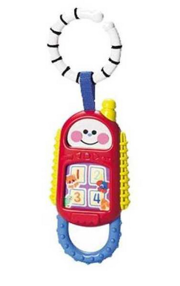 Fisher-Price Lustiges Klangtelefon