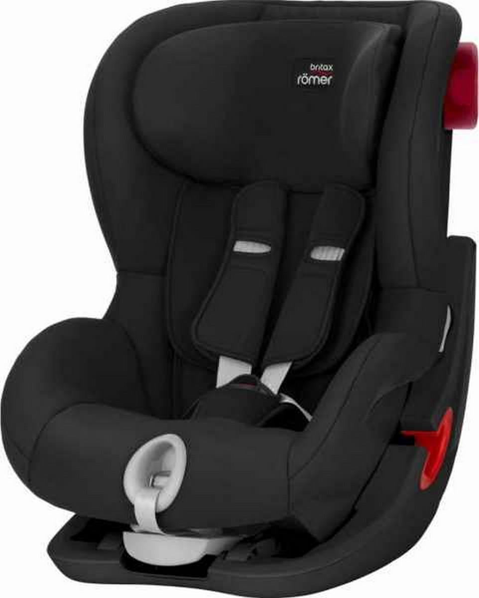 Britax Römer Kindersitz King II Black Series Cosmos Black - 2000027554