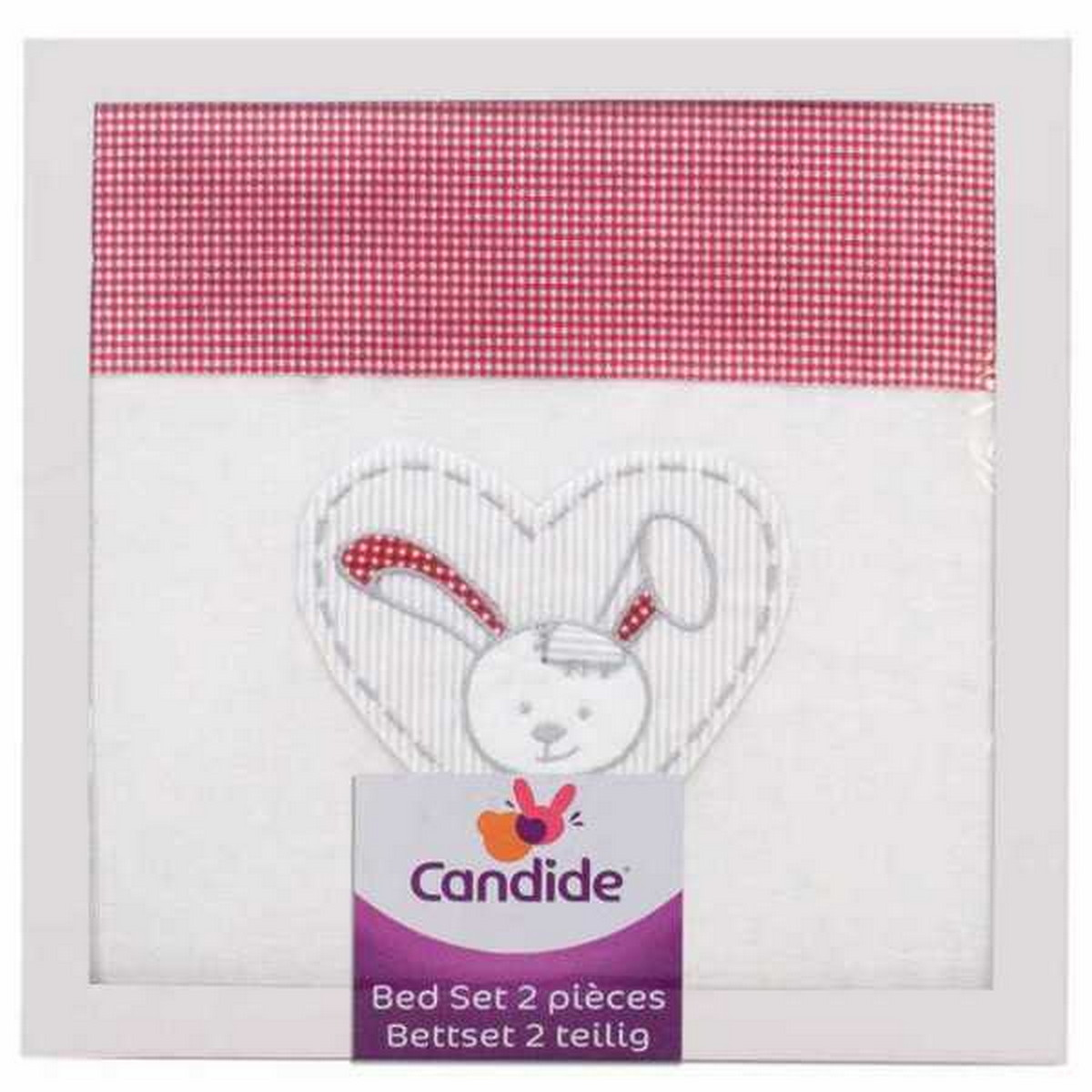 Candide Bettset 2tlg Fragile