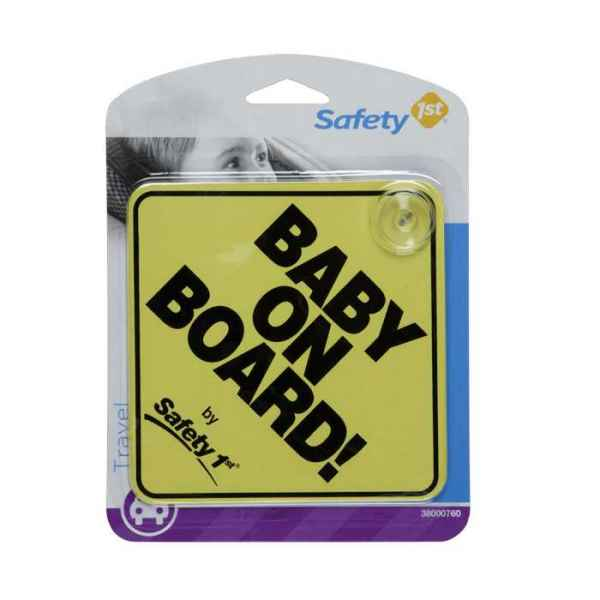 Safety 1st 'Baby on Board' Schild
