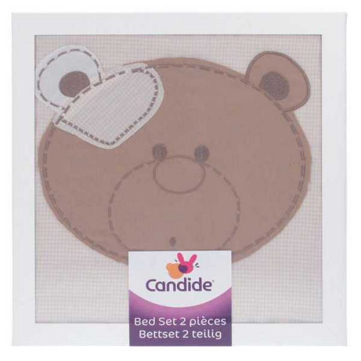 Candide Bettset 2tlg BB traditionell