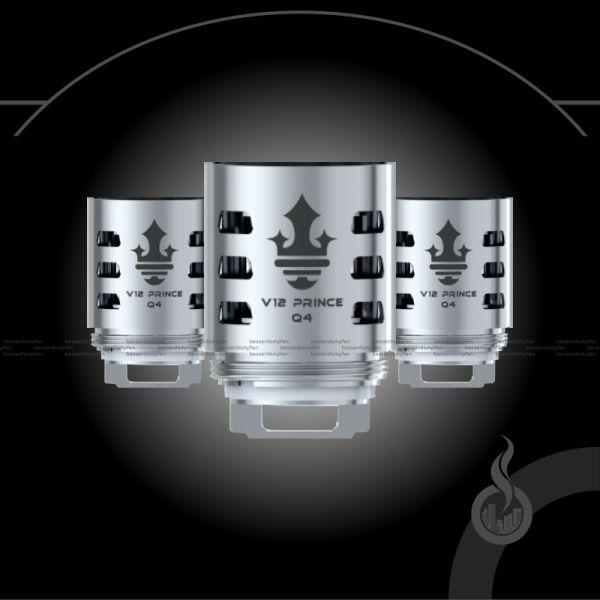 Q4 V12 PRINCE Quadruple SMOK