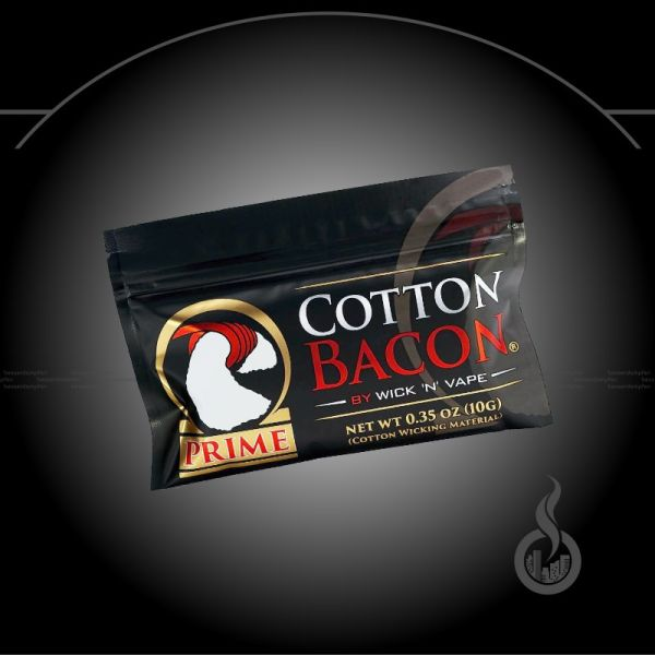 Cotton Bacon Prime - Wickelwatte