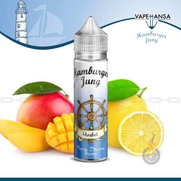 Hamburger Jung SKORBUT Aroma - 10 ml