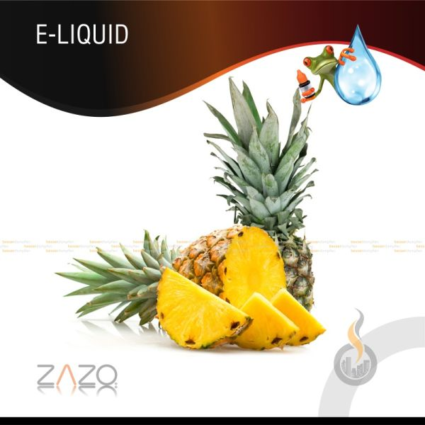 E-Liquid ZAZO Ananas - 10 ml