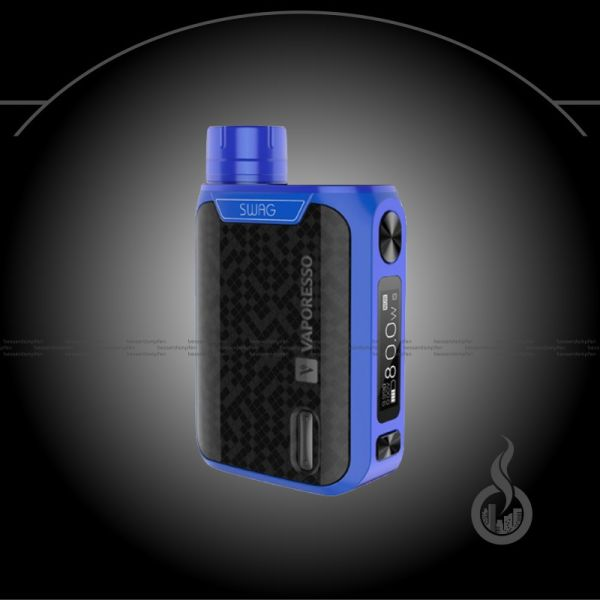 Swag 80W Mod Vaporesso Blau