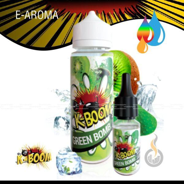 K-BOOM Green Bomb Aroma