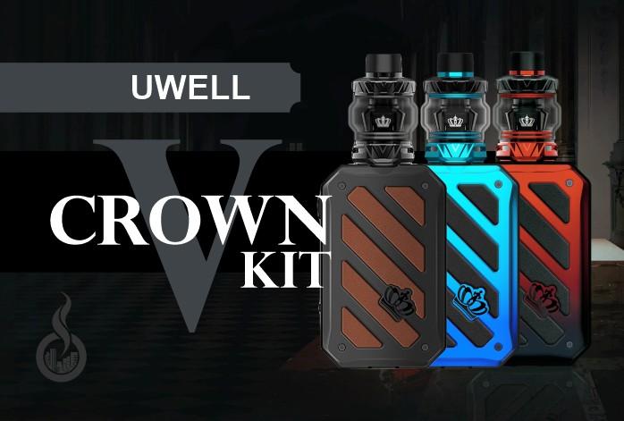 Uwell Crown 5 Kit kaufen