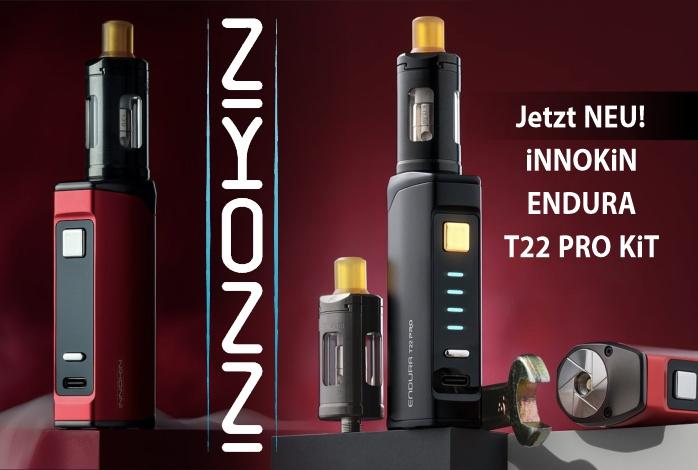 Innokin Endura T22 PRO Kit bestellen