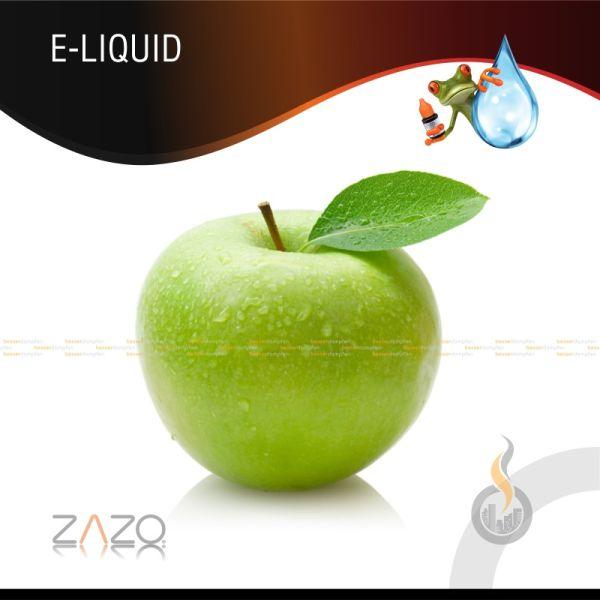 E-Liquid ZAZO Green Apple - 10 ml