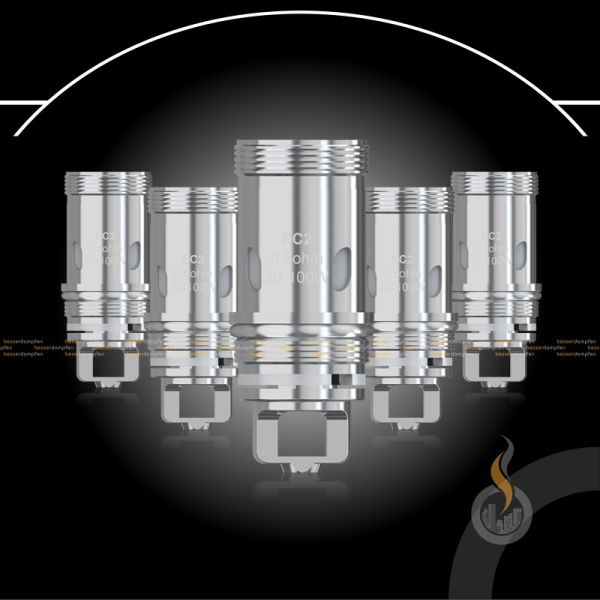 5x Eleaf MELO 4 EC2 Ersatz Coils - 0.5 Ohm