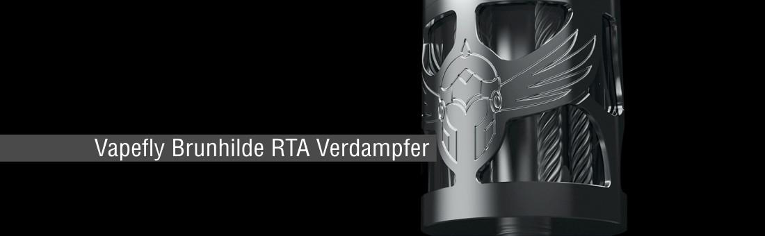 Der Vapefly Brunhilde RTA Verdampfer von DampfWolke & German 103