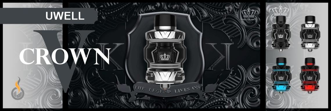 Uwell Crown 5 Verdampfer