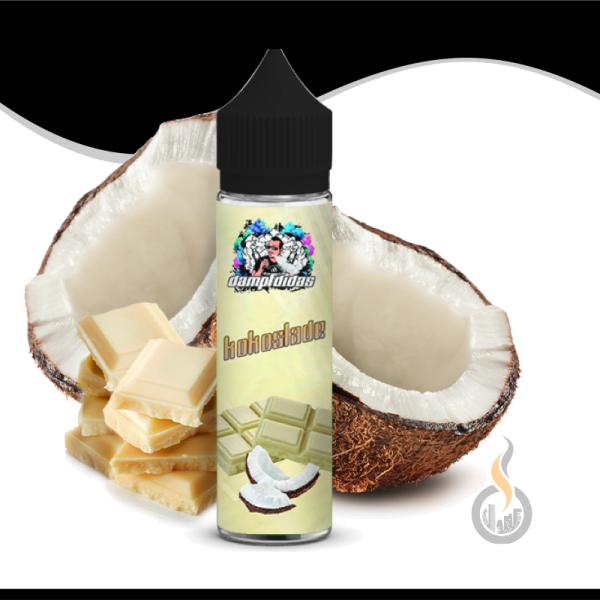 DAMPFDIDAS Kokoslade Aroma - 15 ml
